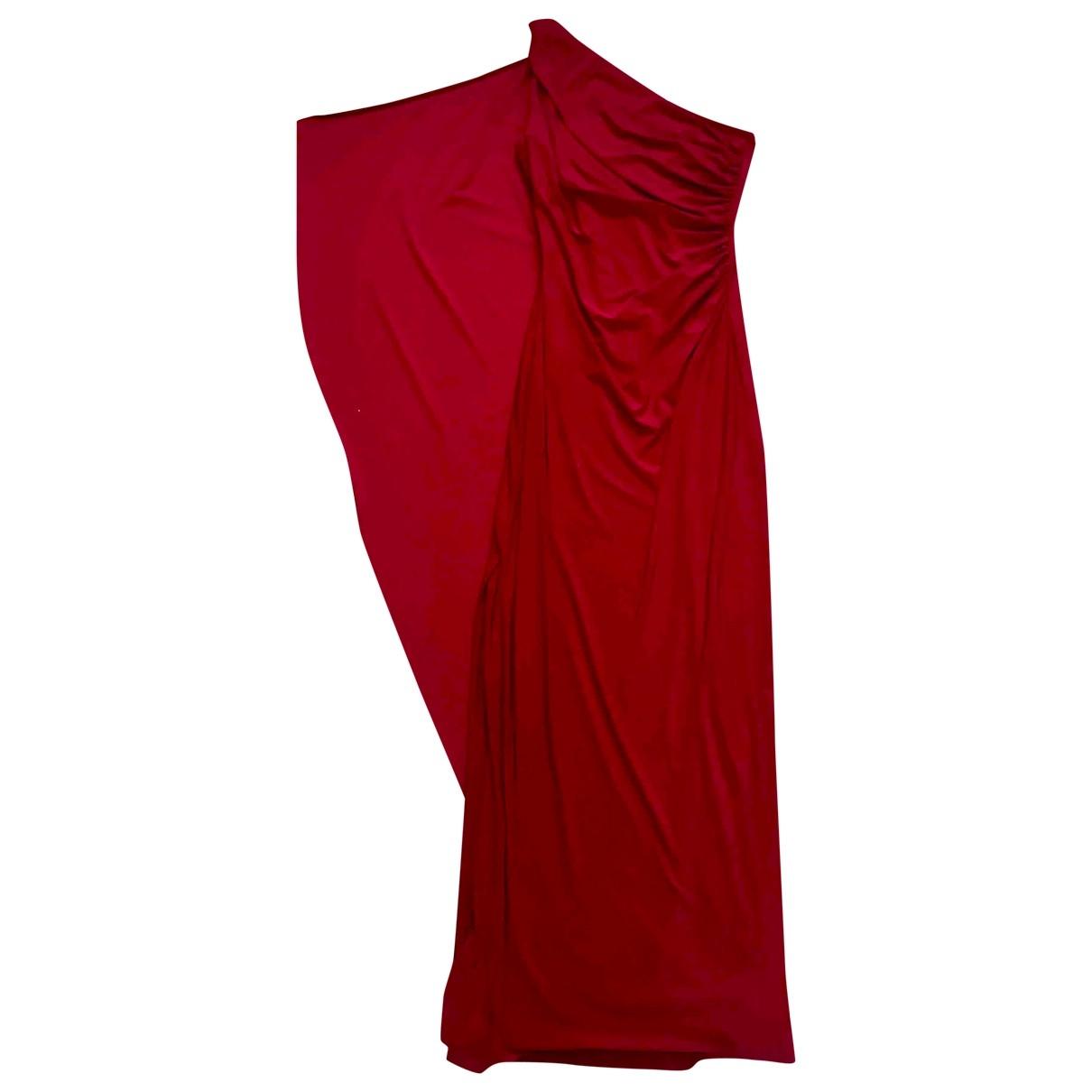 Lauren Ralph Lauren \N Red dress for Women 6 US