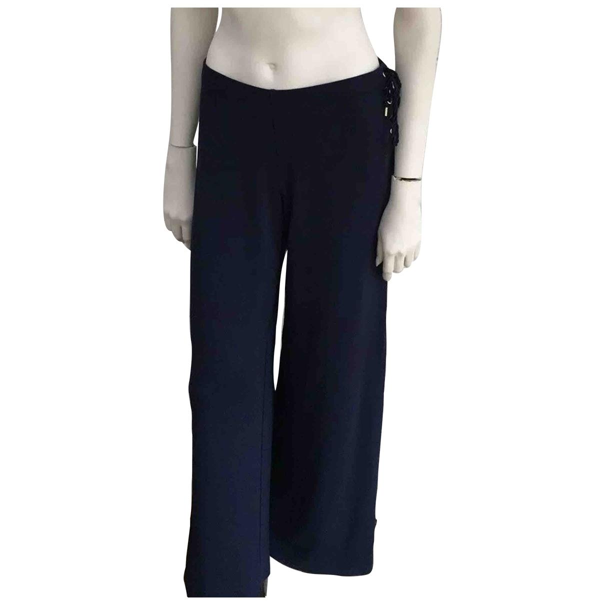 Lauren Ralph Lauren \N Navy Trousers for Women XS International