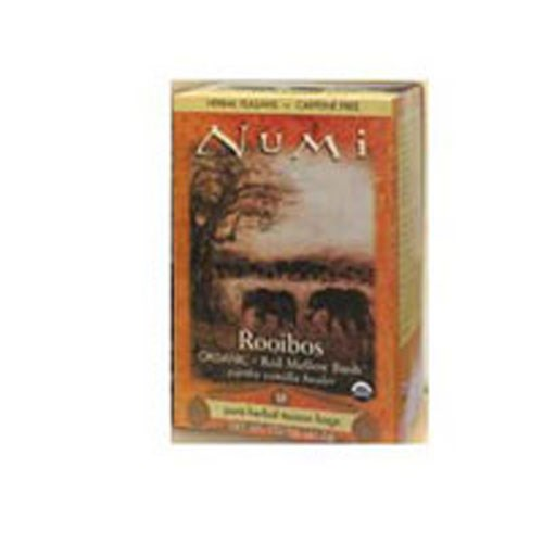 Organic Tea Rooibos, 18 tea bags by Numi Tea