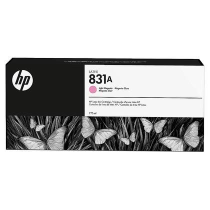 HP 831A CZ687A cartouche d'encre latex magenta clair originale 775ml
