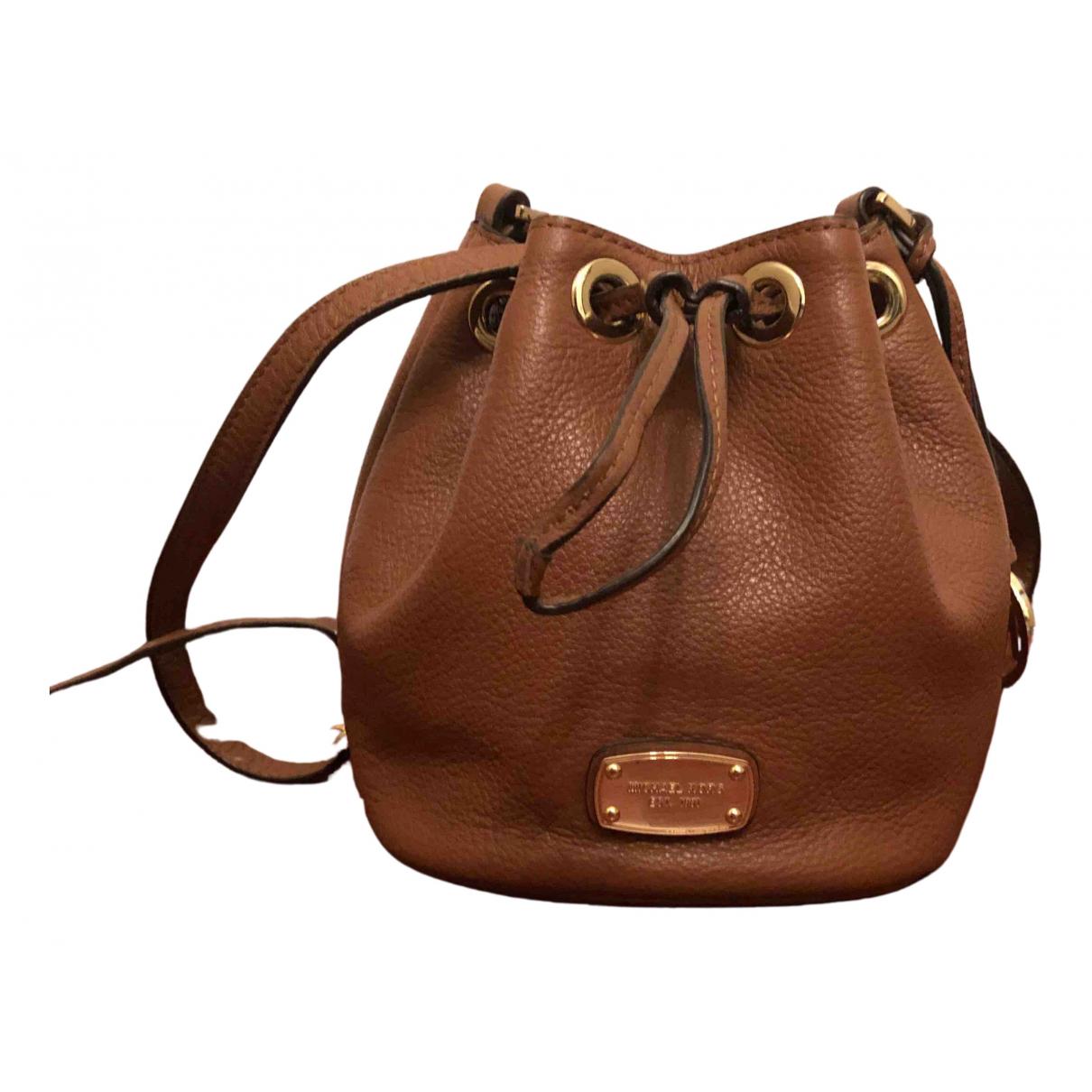 Michael Kors N Camel Leather handbag for Women N