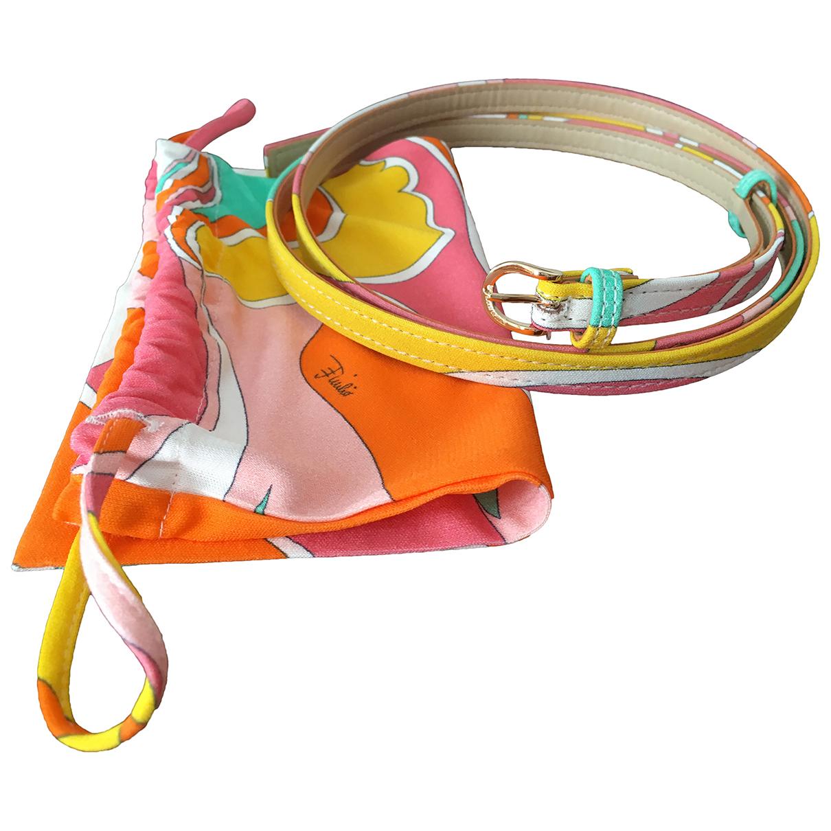 Cinturon Emilio Pucci