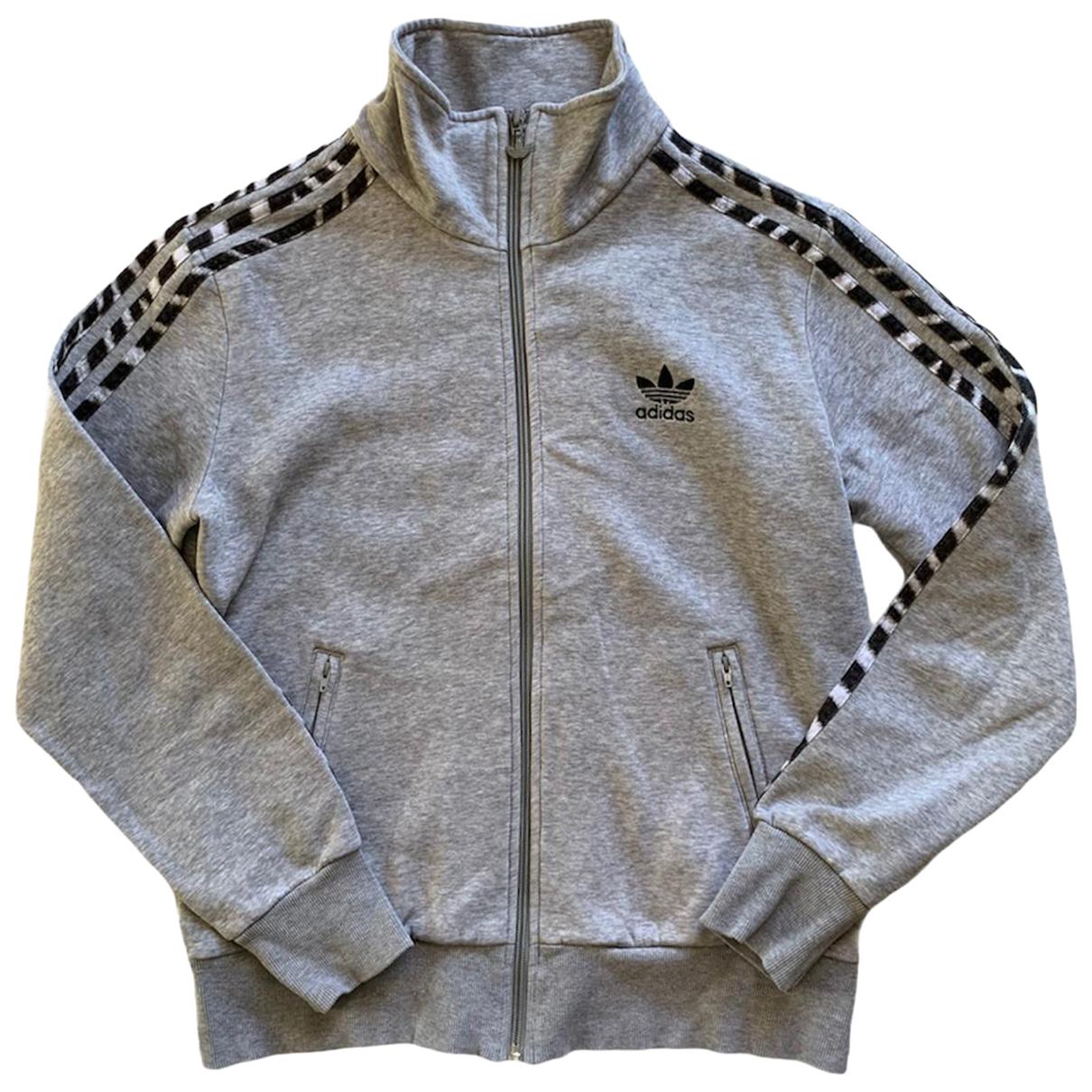 Adidas \N Pullover.Westen.Sweatshirts  Grau
