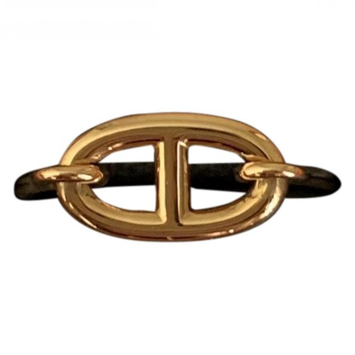 Hermes - Bague   pour femme en or rose - rose
