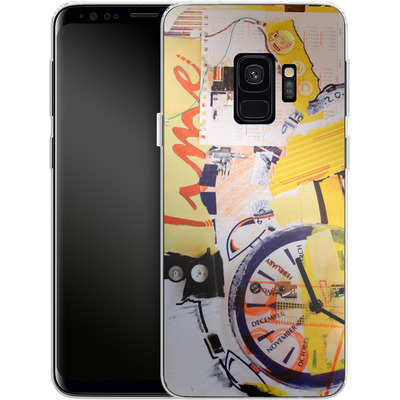 Samsung Galaxy S9 Silikon Handyhuelle - Its Time For von Kaitlyn Parker