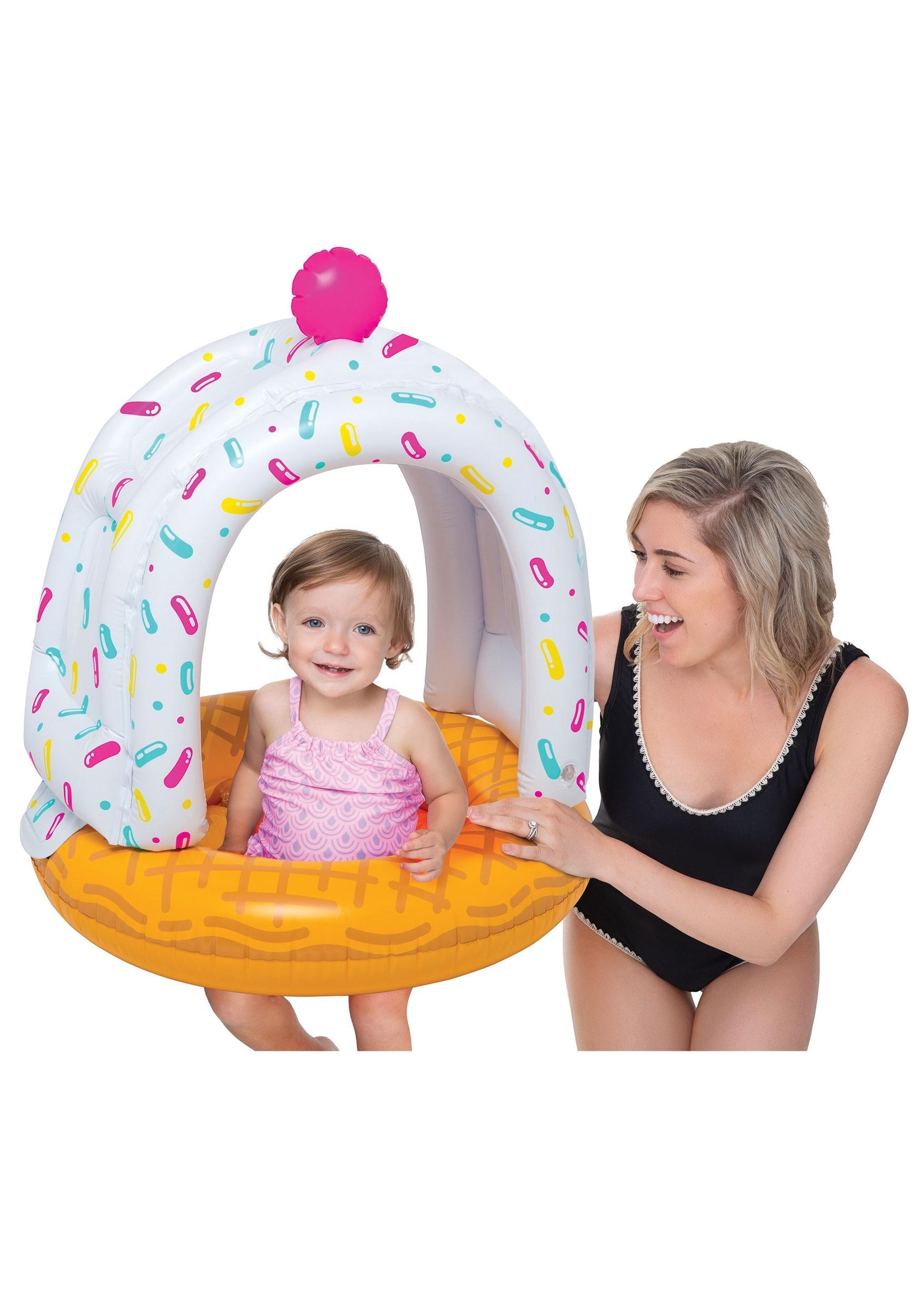 Lil' Canopy Ice Cream Float