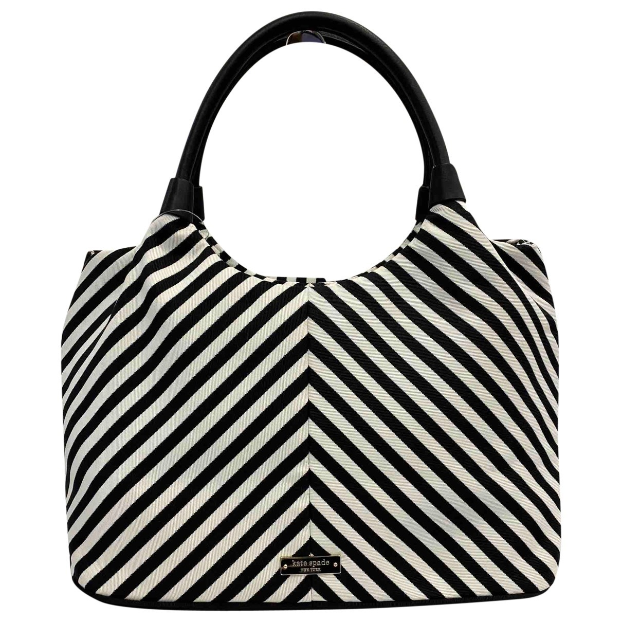Kate Spade \N Black Cloth handbag for Women \N