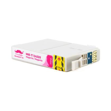 Compatible Epson WorkForce 320 Ink Epson T124320 Magenta