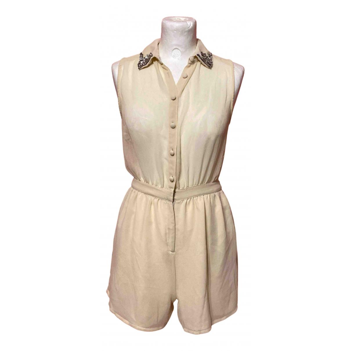 Mini vestido Topshop