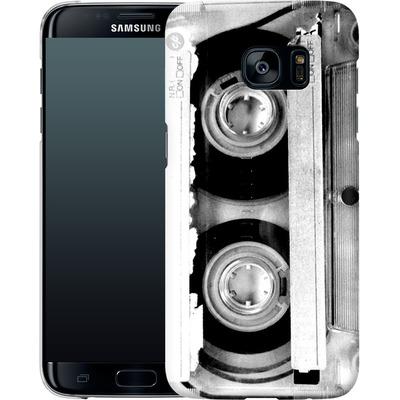 Samsung Galaxy S7 Edge Smartphone Huelle - Mixtape One von Claus-Peter Schops