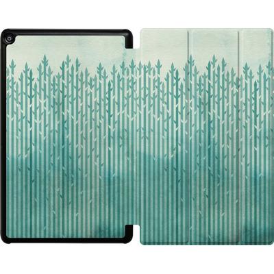 Amazon Fire HD 10 (2017) Tablet Smart Case - Misty Morning von Little Clyde