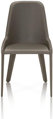 1628.SHA Logan Collection Dining Chair In Shadow