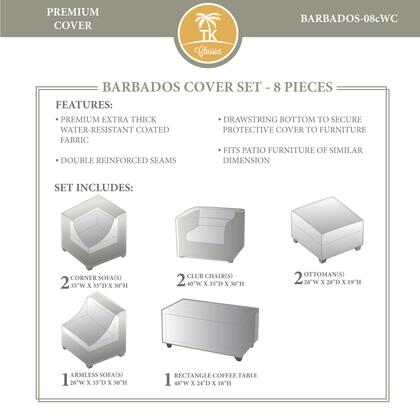 BARBADOS-08cWC Protective Cover
