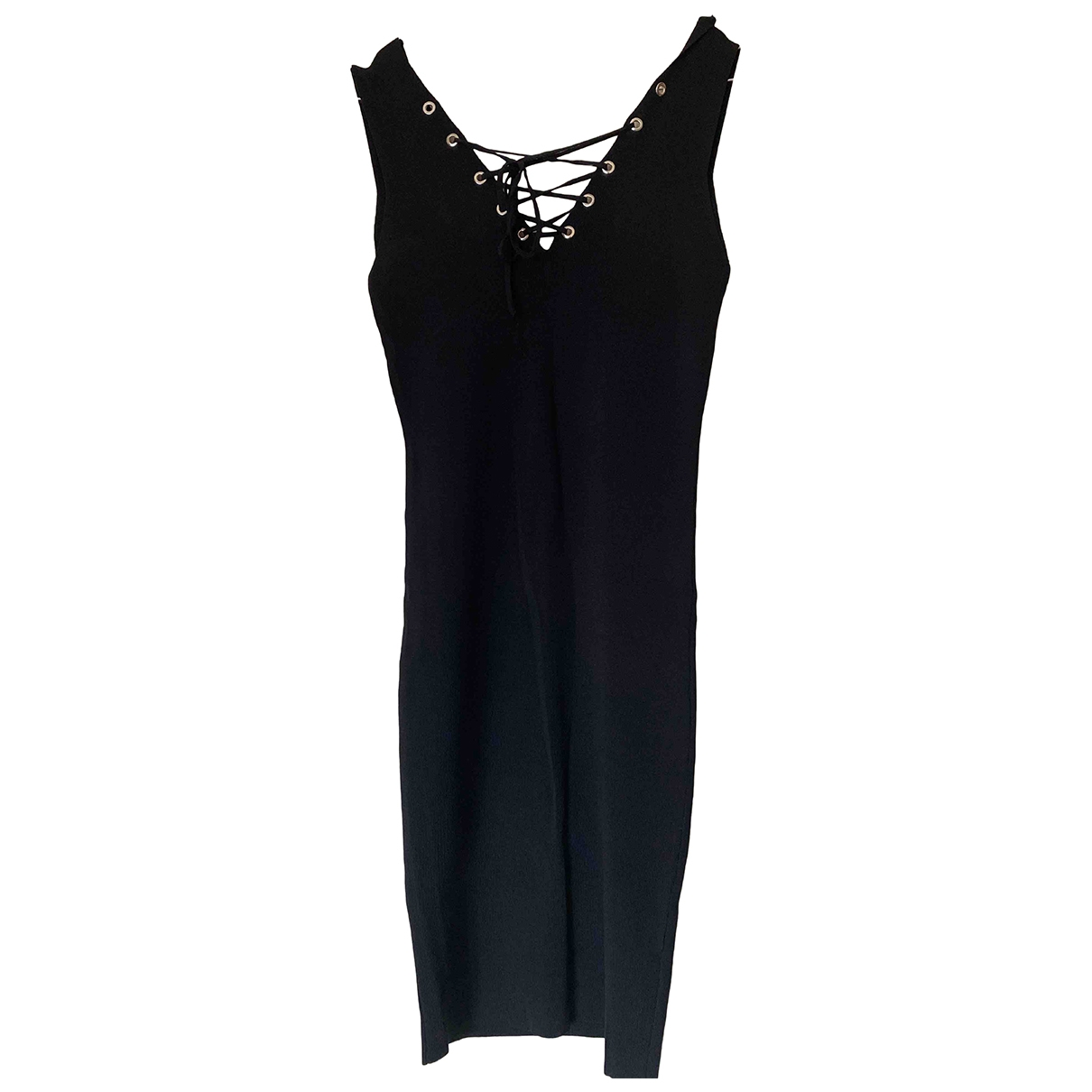 Non Signé / Unsigned \N Black dress for Women One Size UK