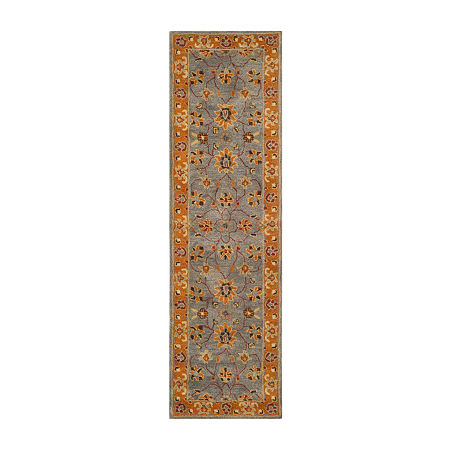 Safavieh Heritage Collection Vithya Oriental Runner Rug, One Size , Multiple Colors