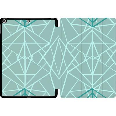Apple iPad 9.7 (2017) Tablet Smart Case - Geometric Sketches 3 von Mareike Bohmer
