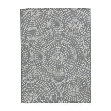 Signature Design by Ashley Jesimae Rug, One Size , Gray