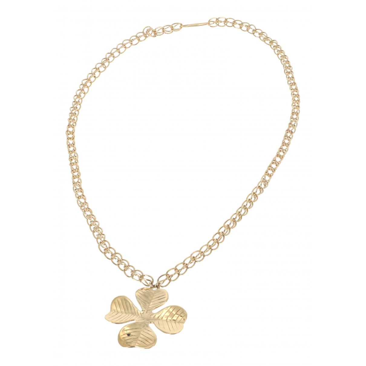 Collar de Oro amarillo Aurelie Bidermann