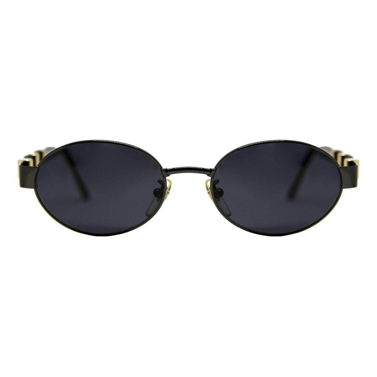 Fendi \N Sonnenbrillen in  Schwarz Metall