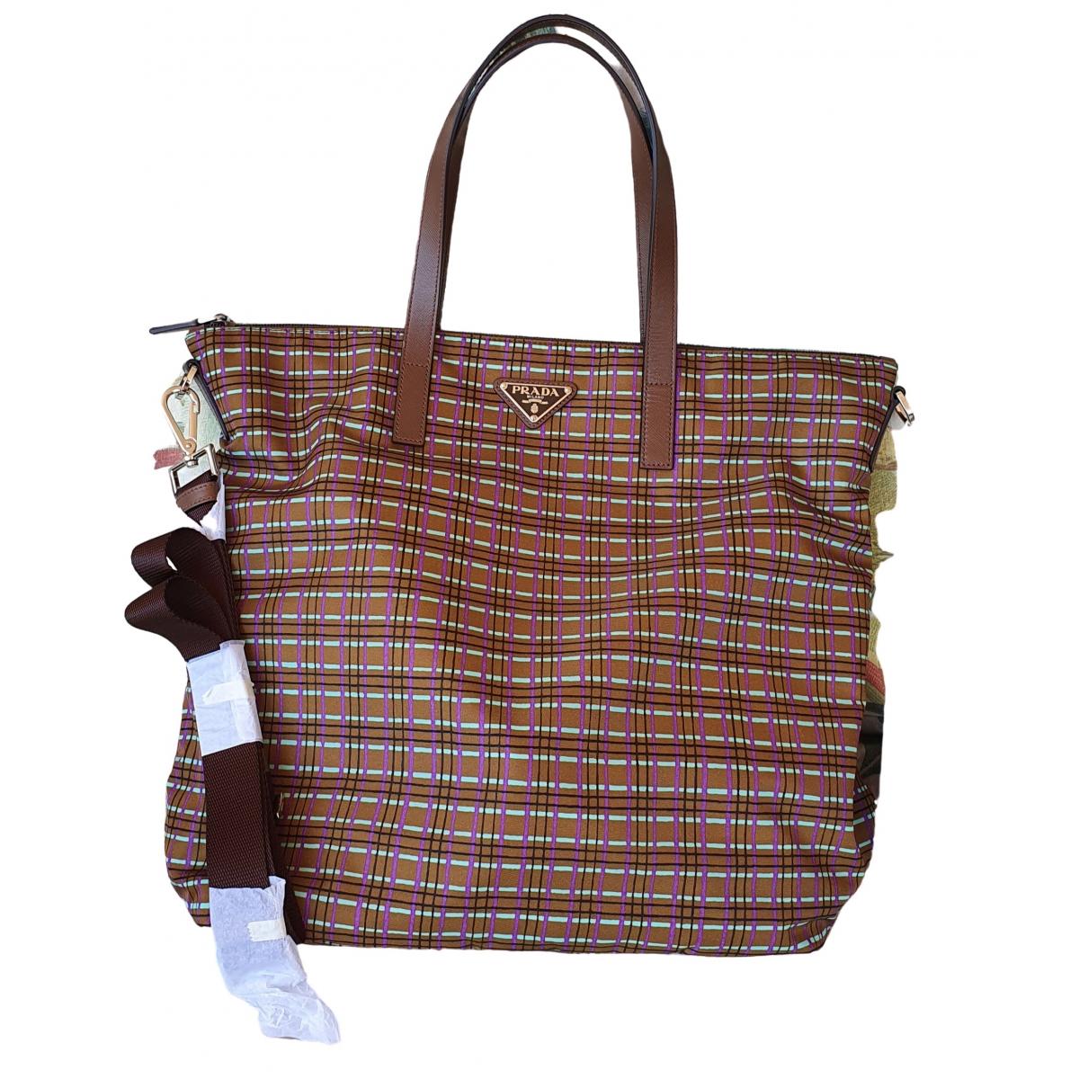Prada \N Multicolour handbag for Women \N