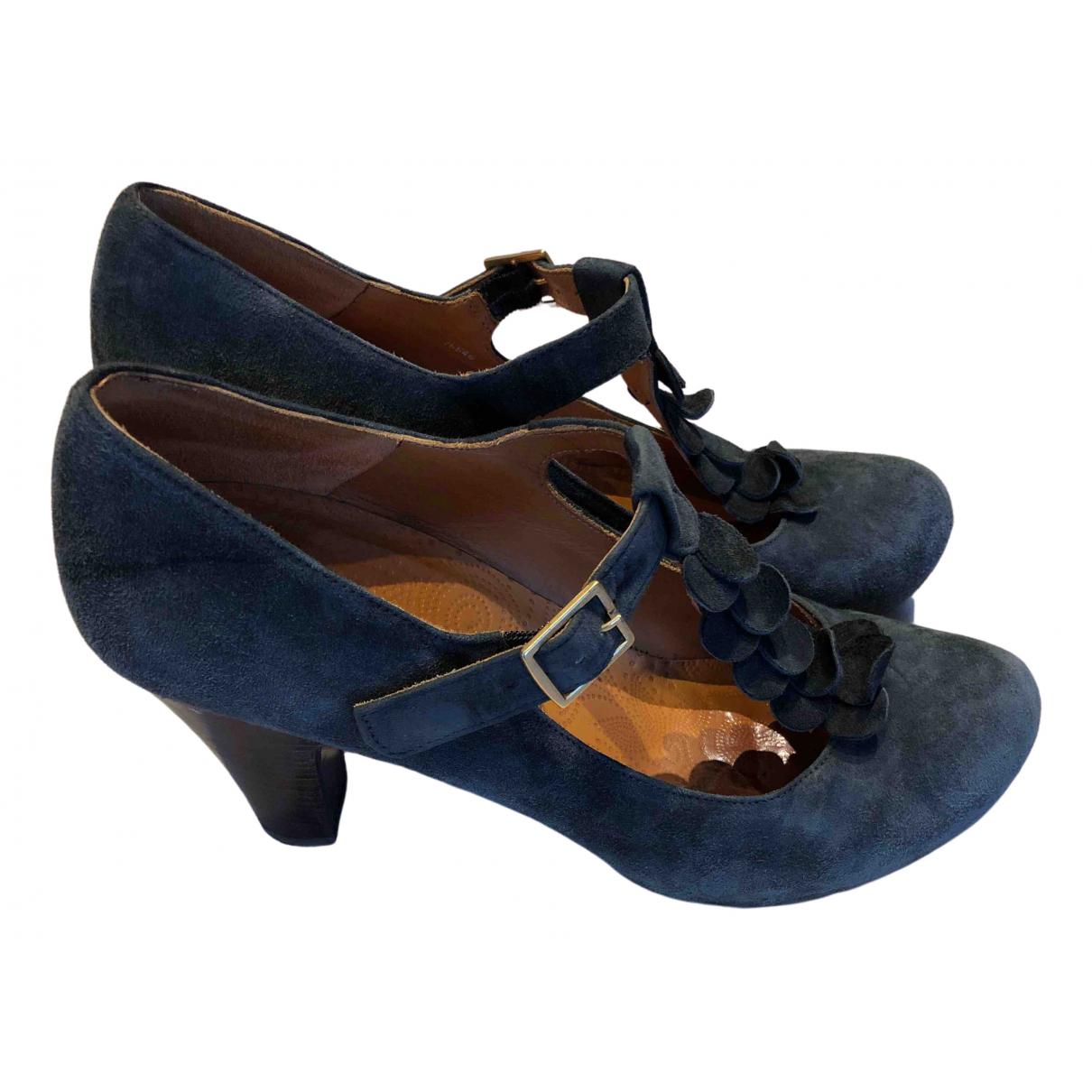 Chie Mihara \N Leather Heels for Women 40 EU