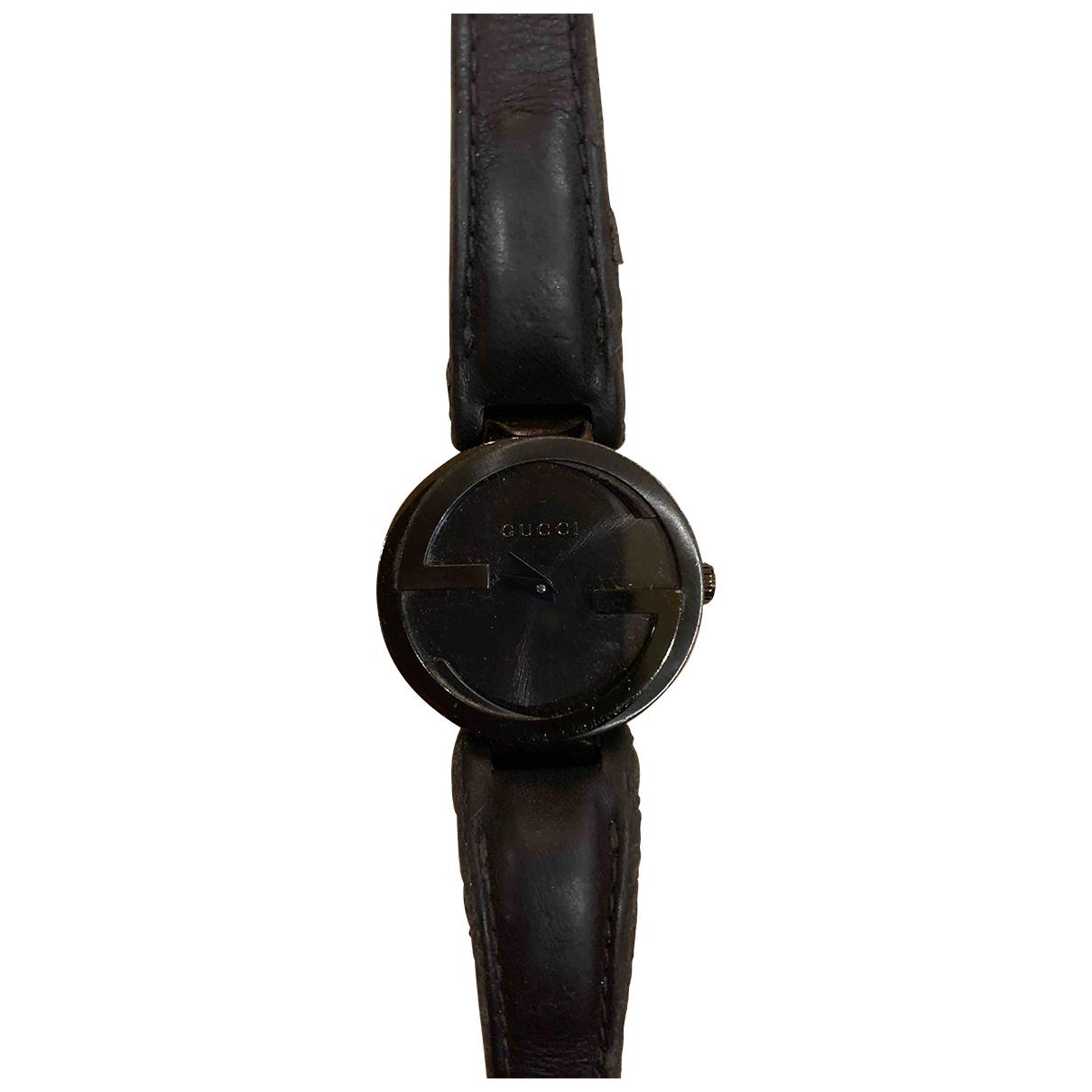 Reloj Interlocking Gucci