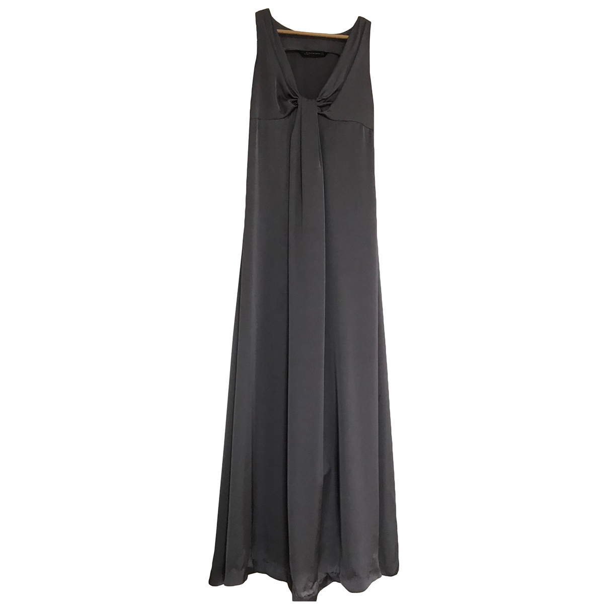 Zara \N Kleid in  Lila Polyester
