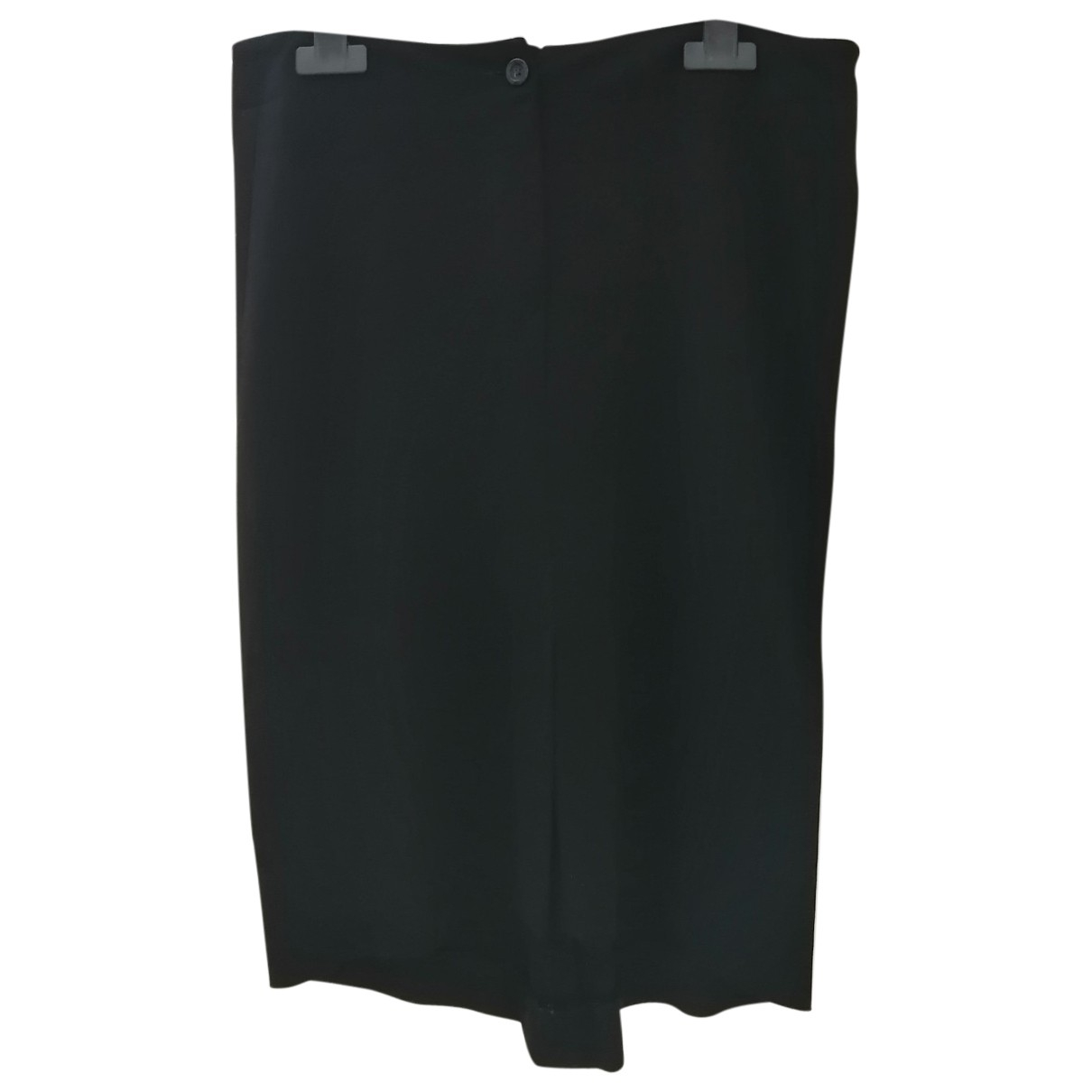 Valentino Garavani \N Black skirt for Women 40 IT