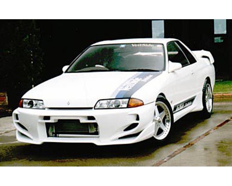 VeilSide 1989-1994 Nissan Skyline GTS HCR32 JDM C-I Model Side Skirts (FRP)
