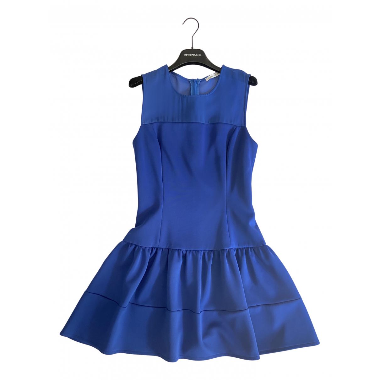 Flavio Castellani - Robe   pour femme - bleu