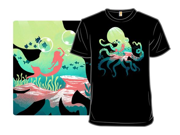 Wonder Sea T Shirt