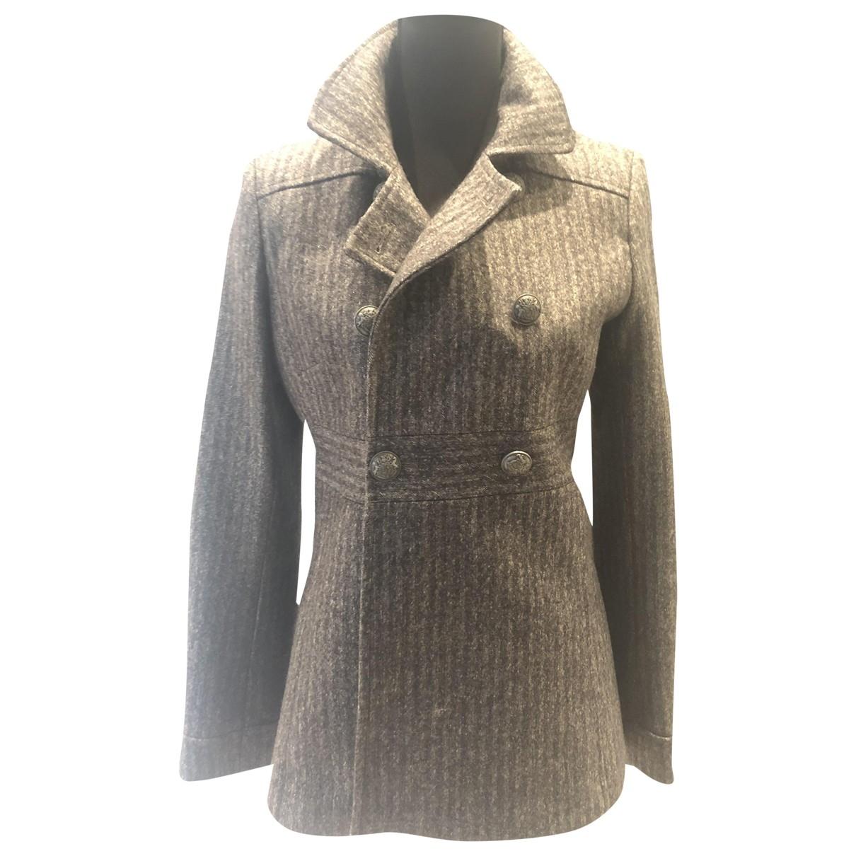Paul & Joe \N Brown Wool jacket for Women 38 FR