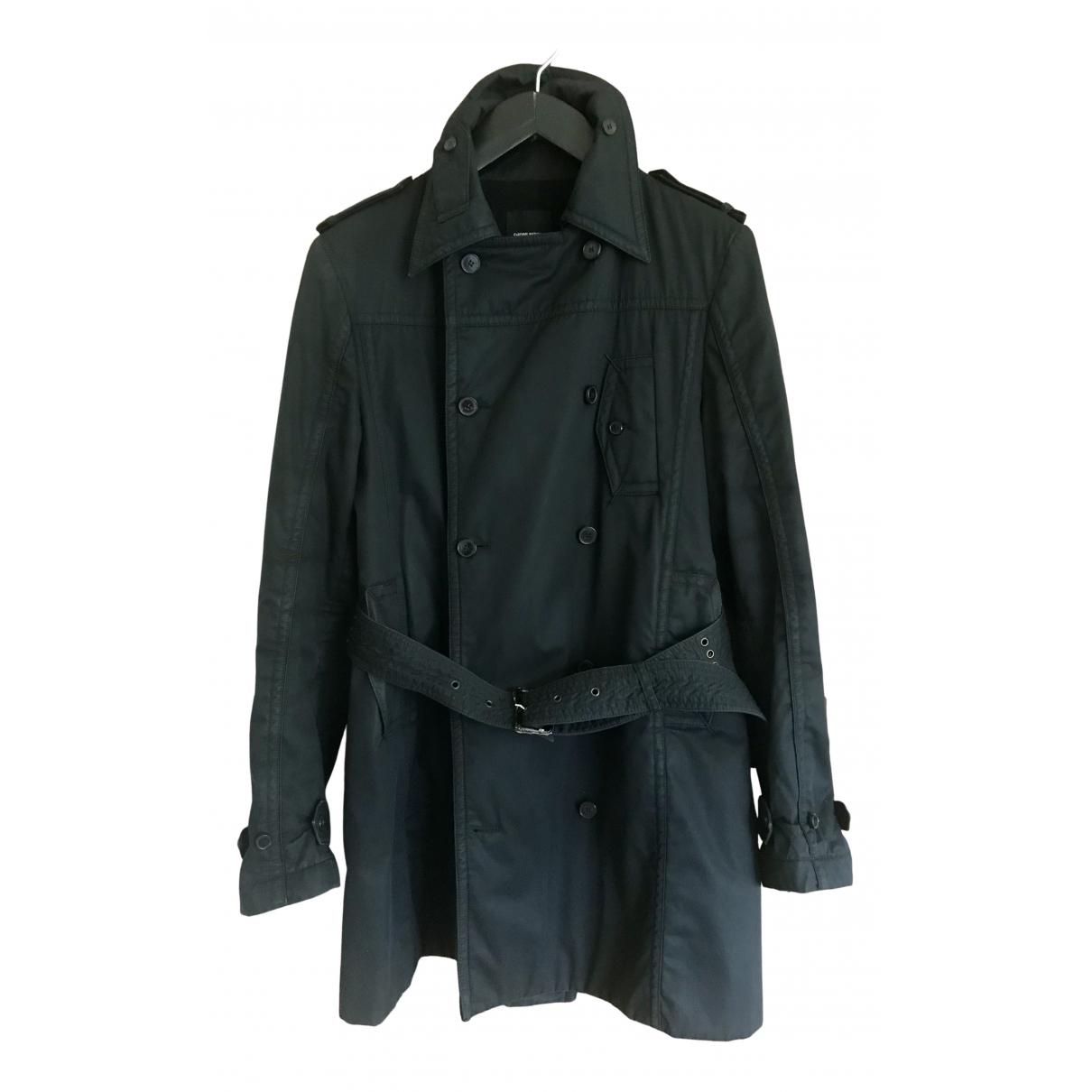 Costume National N Black Cotton jacket  for Men M International