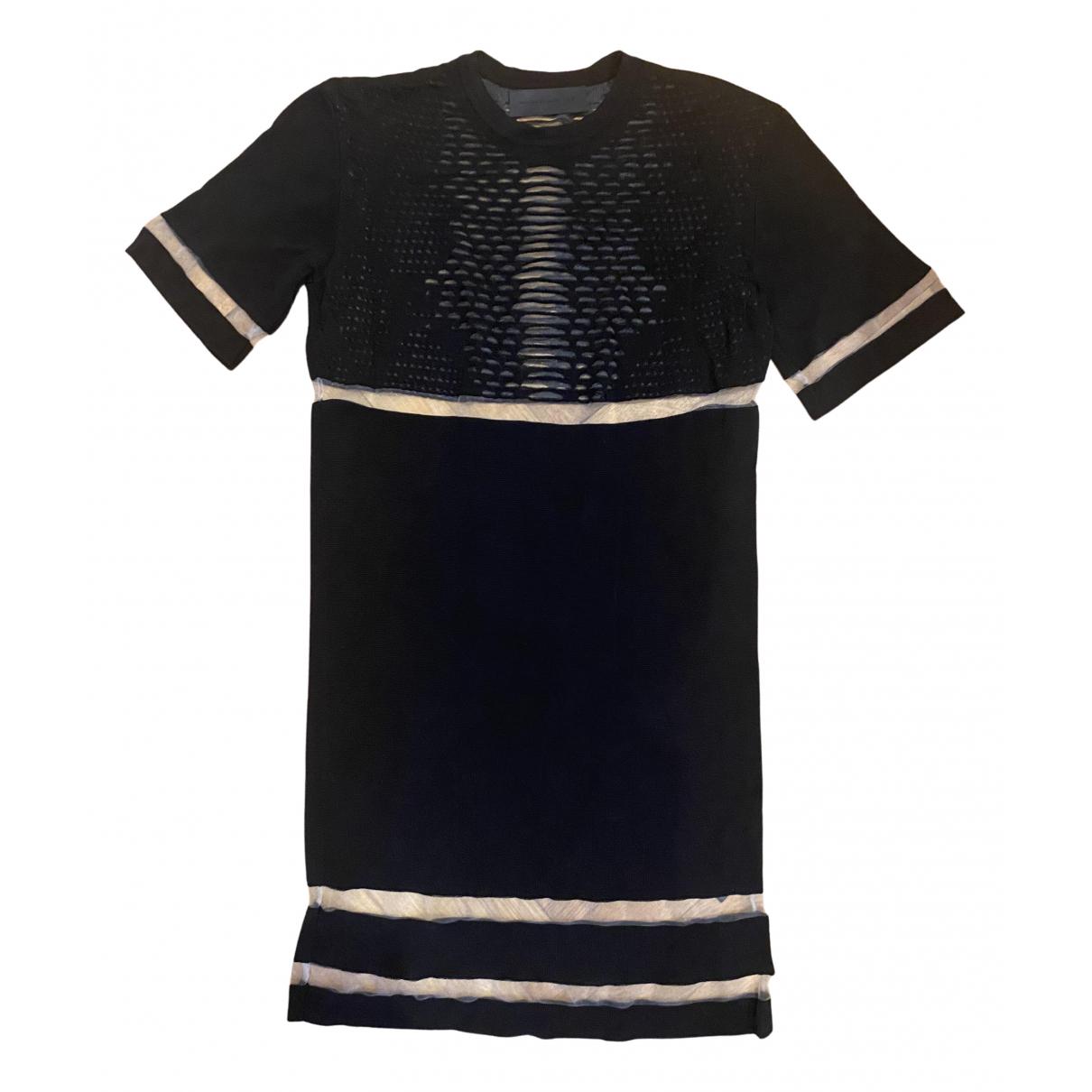 Mini vestido Alexander Wang Pour H&m