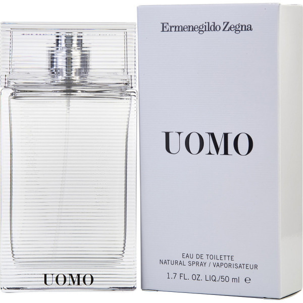 Ermenegildo Zegna - Uomo : Eau de Toilette Spray 1.7 Oz / 50 ml