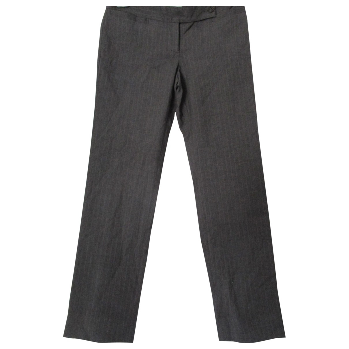 Dolce & Gabbana \N Cotton Trousers for Women 42 IT