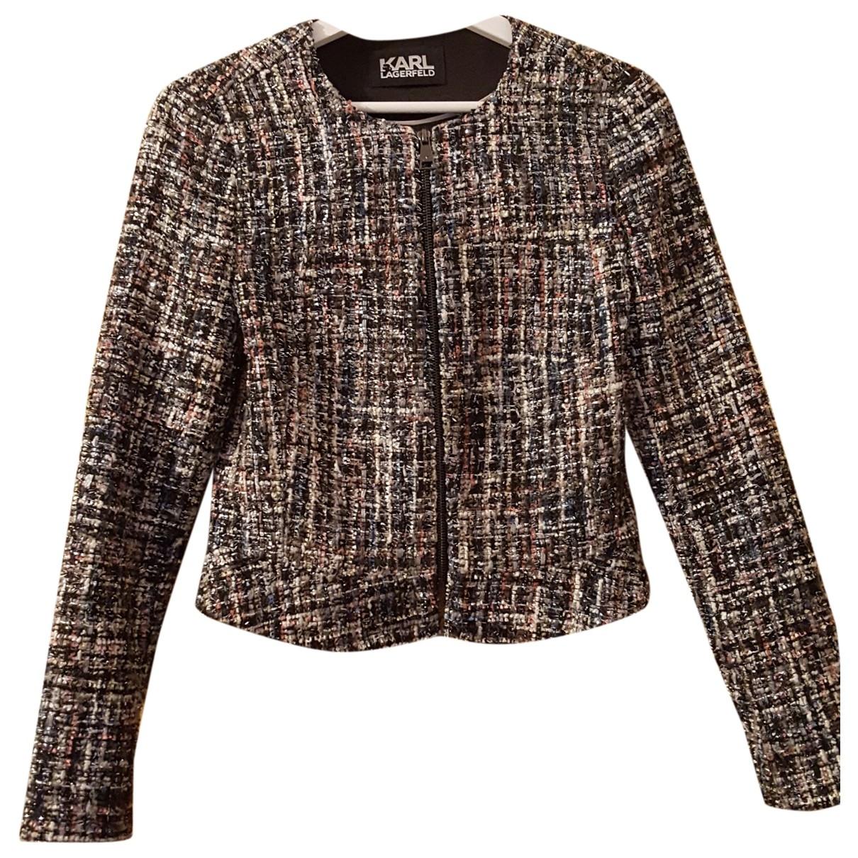 Karl Lagerfeld \N Multicolour jacket for Women 34 FR