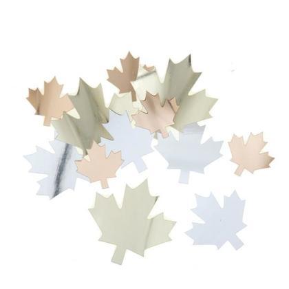 Fall Leaves Jumbo Foil Confetti