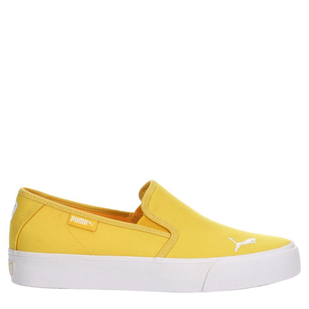 Puma Womens Bari Slip Shoes Sneakers