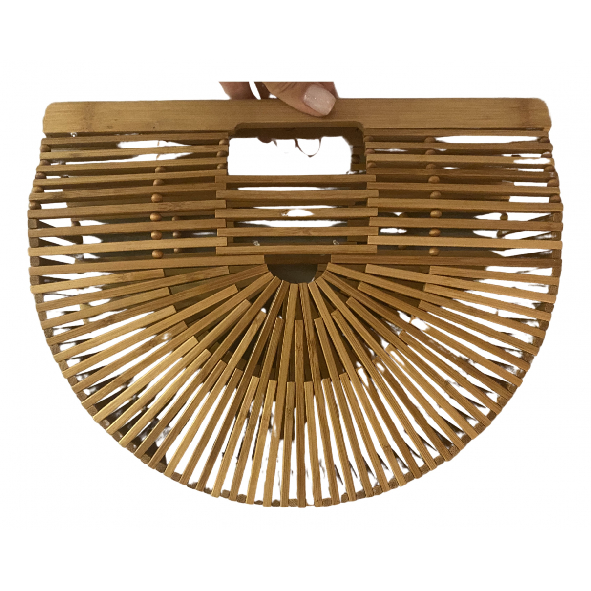 Cult Gaia \N Clutch in Wolle