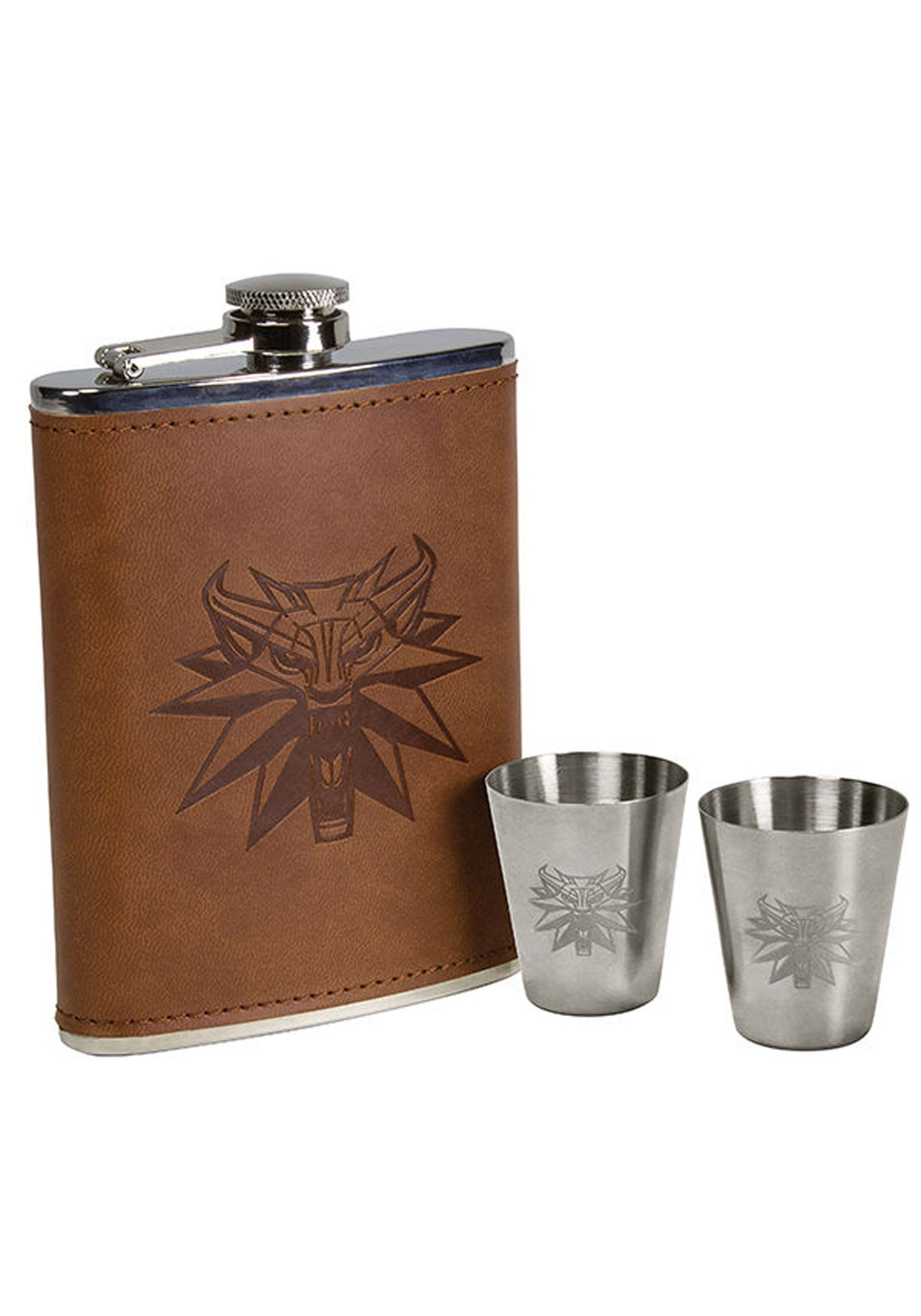 The Witcher Flask Set Deluxe