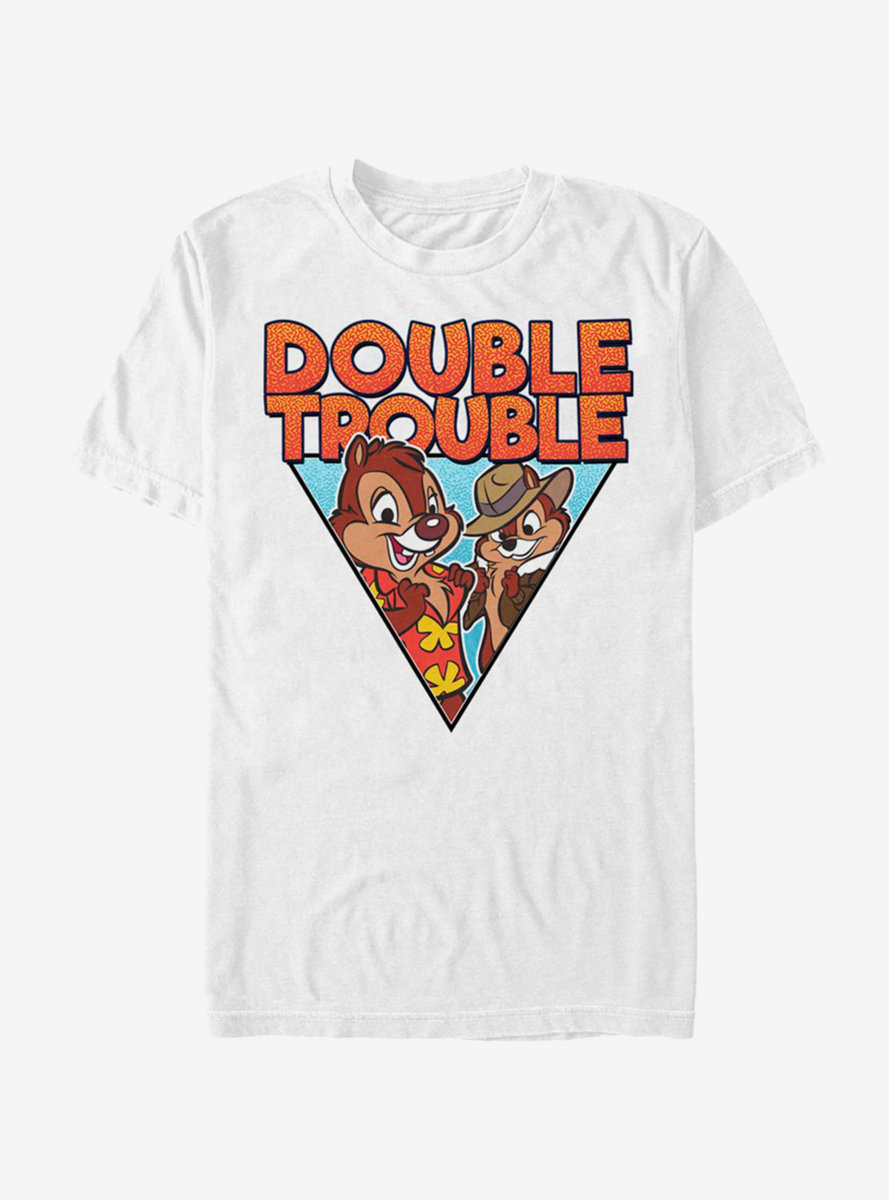 Disney Chip and Dale Double Trouble T-Shirt