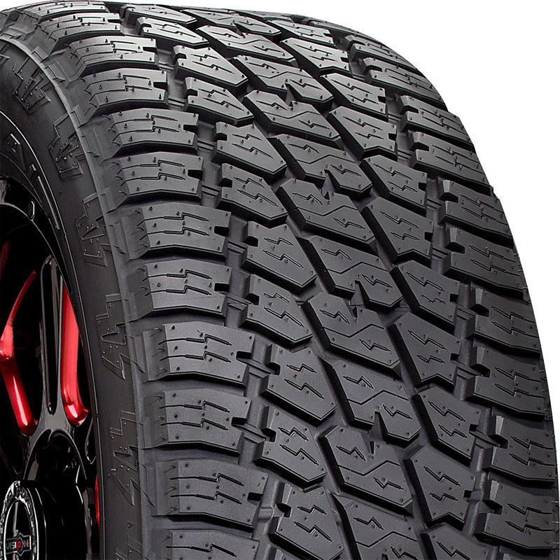 Nitto 215300 Terra Grappler G2 Tire LT235 /80 R17 120R E1 BSW