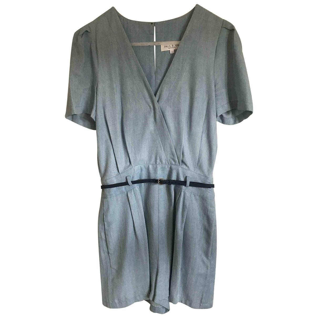 Paul & Joe \N Blue jumpsuit for Women 36 FR