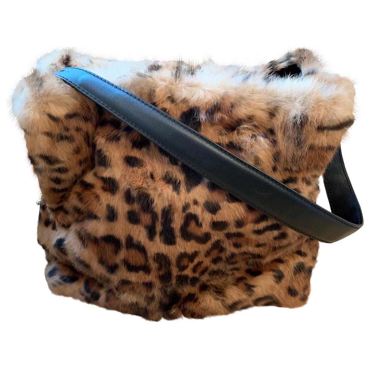 Atelier Tous \N Faux fur handbag for Women \N