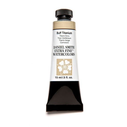 Daniel Smith Extra Fine™ Watercolor, 15 Ml Paint in Buff Titanium | Michaels®