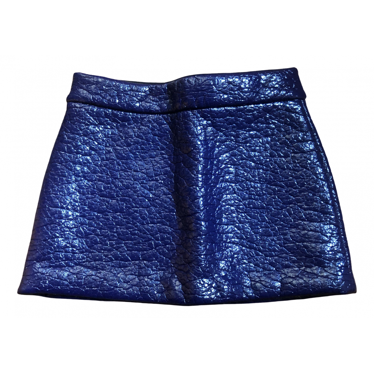 Msgm \N Blue skirt for Kids 8 years - up to 128cm FR