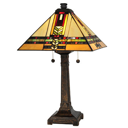 Dale Tiffany Palo Mission Table Lamp, One Size , Multiple Colors