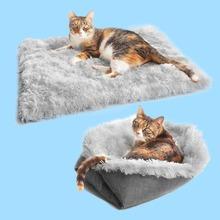 1 Stueck Konvertierbare Katzen-Kuschelmatte