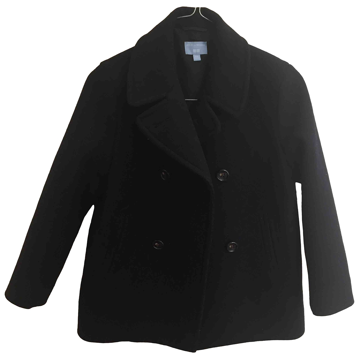 Uniqlo \N Navy Wool jacket & coat for Kids 6 years - up to 114cm FR